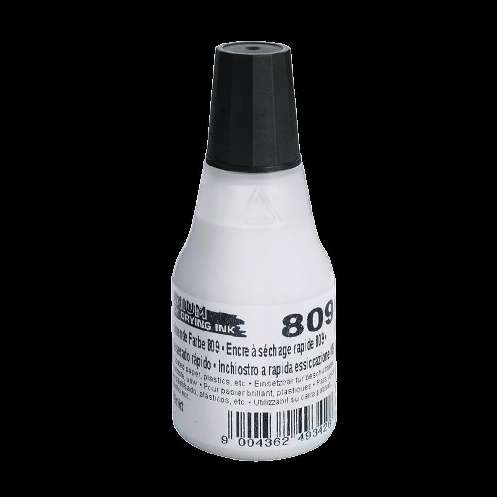 Stempelkissenfarbe Schnelltrocknende Farbe Premium 809(25ml)