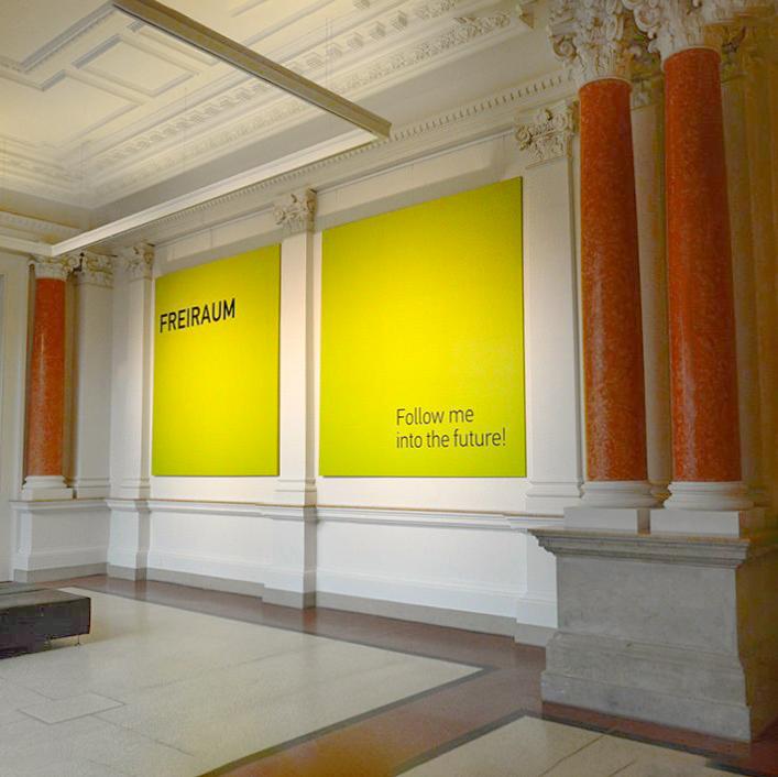Banner Druck Canvas Berlin
